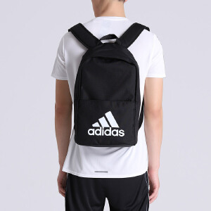 adidas阿迪达斯男子女子双肩包2018新款电脑背包运动附配件CF9008