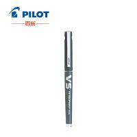 日本百乐PILOT V5威宝墨胆型走珠笔(环保)黑BXC-V5-B-BGD当当自营