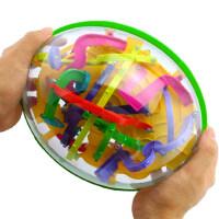 3D立体迷宫球魔幻智力球专注力训练平衡儿童动脑益智玩具走珠男孩