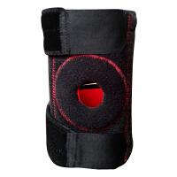 运动护膝 四弹簧支撑膝关节登山骑行篮球护具 四弹簧升级版 均码