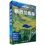 LP新西兰南岛-孤独星球Lonely Planet国际指南系列:新西兰南岛
