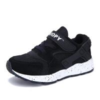 史努比童鞋男童新款休闲跑步鞋