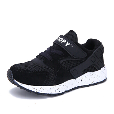 史努比童鞋男童新款休闲跑步鞋满99减30  满199减70
