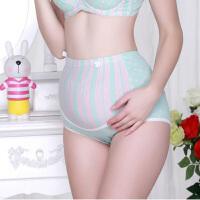 慈颜CIYAN孕妇内裤 高腰托腹短裤 可调节大小大码孕产妇内衣1件装JINFEI012