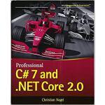 【预订】Professional C# 7 and .Net Core 2.0 9781119449270