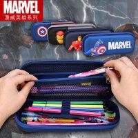 迪士尼男孩小学生文具盒 多功能笔袋男童文具袋学习用具儿童铅笔盒