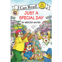 Little Critter: Just a Special Day (My First I Can Read)小怪物