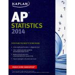 KAPLAN AP STATISTICS 2014 英文原版