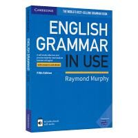 【首页抢券300-100】第五版2019新 Cambridge English Grammar In Use 剑桥语法英