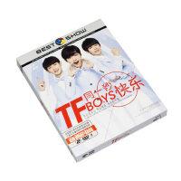 正版 tfboys新歌专辑DVD视频MV+演唱会 正版高清DVD车载光盘碟片