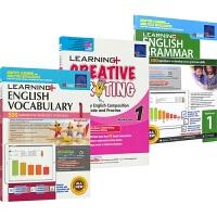 【预售30天发货】【现货】SAP Learning Vocabulary Grammar Creative Writin