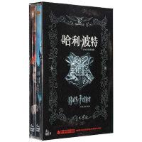 正版 哈利波特全集中英双语版DVD光盘高清英文原版电影光碟片合集