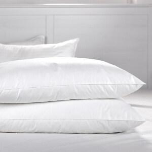 多喜爱MMK凡尔赛Ⅱ枕芯 全棉面料羽丝绒枕全棉枕头学生枕
