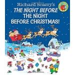 【英文原版】Richard Scarry's The Night Before the Night Before Ch
