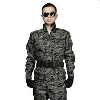 20180317222725806 美二代特种兵户外作战军训迷彩服套装迷彩服 美二代