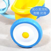 宝宝自行手推车遛娃神器儿童三轮车简易轻便脚踏车2-3-4-5岁