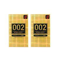 【网易考拉】okamoto 冈本 002黄金版6个 两盒装