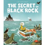 英文原版 黑色礁石的秘密 Joe Todd-Stanton绘本 The Secret of Black Rock