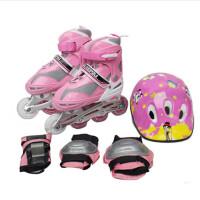 Kepai科牌旱冰鞋溜冰鞋 伸缩套装轮滑鞋 SK-590 冰鞋+头盔+护具