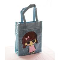 小�W生�b��袋子手提 kitty防水�a袋手提�盒袋�b午餐拎便��包
