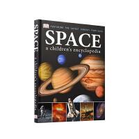 【首页抢券300-100】Children's Encyclopedia-Space DK 英语百科全书 太空 图文并茂