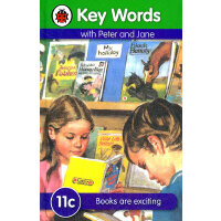 Key Words: 11c Books are exciting 关键词11c:书籍多精彩 ISBN 9781409