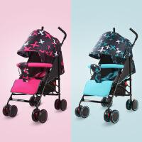 呵宝婴儿车超轻便携可坐可躺手推车儿童避震宝宝车可折叠宝宝车冬