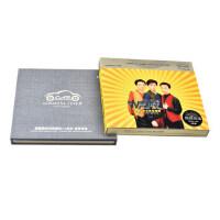 正版小虎队cd光盘 车载黑胶唱片经典老歌流行音乐歌曲汽车CD碟片