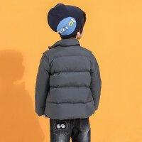 AMII男儿童羽绒服品牌潮白鸭新款三四1-3岁初中学生男孩#