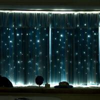 韩式公主风窗帘成品简约现代卧室飘窗纱帘遮光窗帘布窗帘