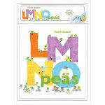 Lmno Peas 豌豆:书和CD 英文原版儿童绘本 3-6岁