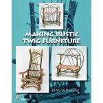 【预订】Making Rustic Twig Furniture