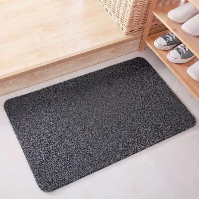 入户门地垫进门门垫刮泥蹭土脚垫厨房门口防滑可裁剪地毯耐脏家用   耐脏耐磨 可裁剪地垫