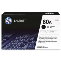 原装 HP惠普CF280A黑色硒鼓 惠普80A硒鼓 HP M401硒鼓 HP401DN