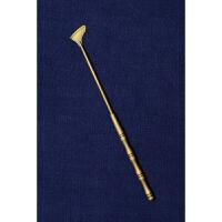 见素铜制复古色香具三件套打篆香道用具香铲香勺香押R302M