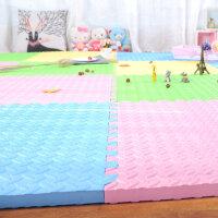 拼图儿童节礼物环保泡沫地垫儿童大号加厚2.5CM拼图接卧室客厅家用防潮爬行爬垫 爬行垫子拼图 儿童