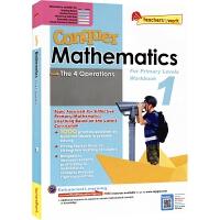 SAP Conquer Mathematics 1 The 4 Operations 一年级数学练习册 攻克数学系列