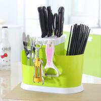创意厨房插刀架放刀是筷子筒收纳置物架厨具用品用具小百货