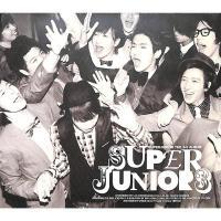 横版-SUPER JUNIOR THE 3RD ALBUM-SORRY SORRY(CD)( 货号:200001956