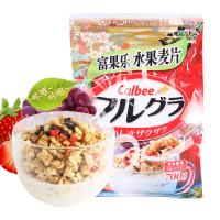 日本进口 卡乐比calbee富果乐网红水果燕麦片500g即食谷物早餐
