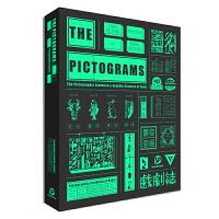 【善本官方正版】The Pictograms象形字 汉字演变与创意 字体字型设计