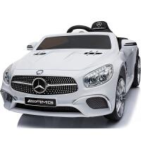 儿童电动车四轮汽车遥控玩具车可坐人小孩婴儿带摇摆宝宝奔驰童车
