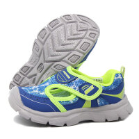 skechers斯凯奇正品童鞋17年夏季新款男婴童凉鞋运动鞋660010N