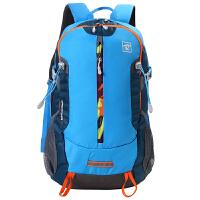 探路者TOREAD户外30升双肩背包旅行登山包三明治透气背板TEBC90604