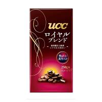 【网易考拉】ucc 悠诗诗 咖啡鉴定士 皇家风味咖啡粉 250克/盒
