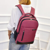 【特惠】2019优选苹果联想戴尔小米电脑包双肩包15.6寸14寸17.3寸男女笔记本背包