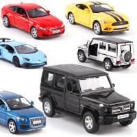 RMZ city金属仿真奔驰G63大众甲壳虫GTR35合金小汽车模型男孩玩具
