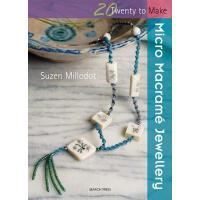 【预订】Micro Macrame; Jewellery