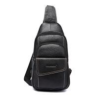胸包男女韩版潮头层牛皮时尚旅游单肩包休闲斜跨包包