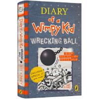 【首页抢券300-100】Diary of a Wimpy Kid - Wrecking Ball 14 小屁孩日记 英